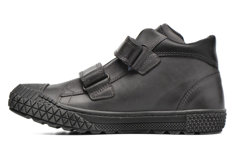 Sneaker Stones and Bones Nevan grau ansicht von vorne