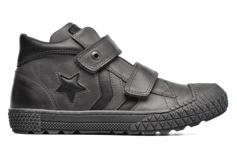 Sneaker Stones and Bones Nevan grau ansicht von hinten