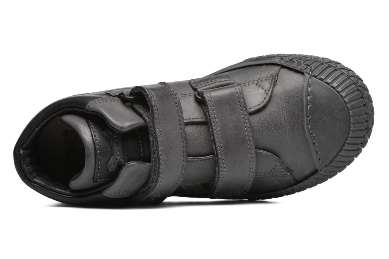 Sneaker Stones and Bones Nevan grau ansicht von links