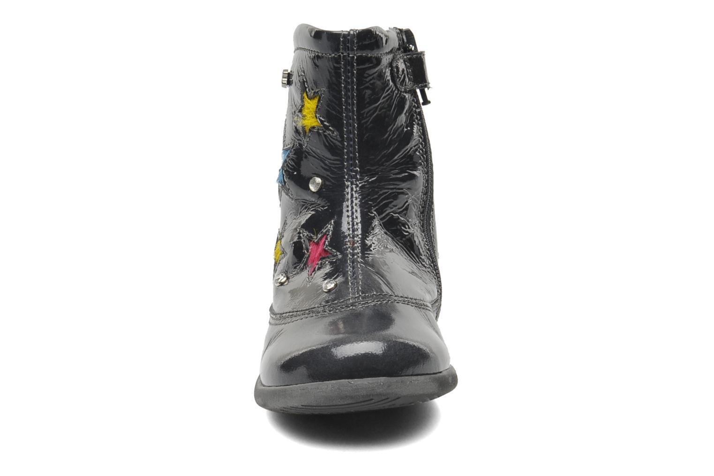 Stiefeletten & Boots Stones and Bones ADEL grau schuhe getragen
