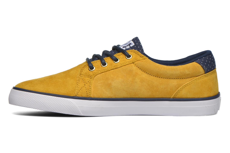 Baskets DC Shoes Council Se Jaune vue face