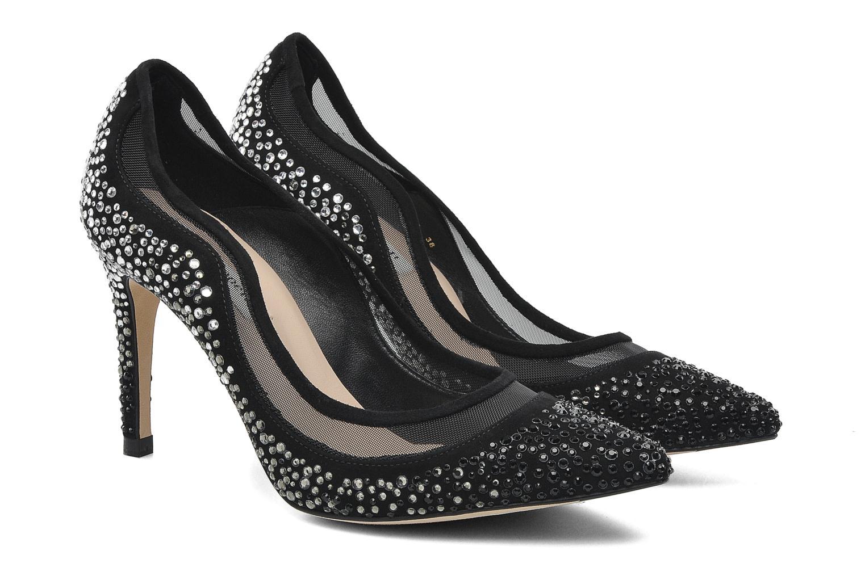 High heels L.K. Bennett FAYE Black 3/4 view