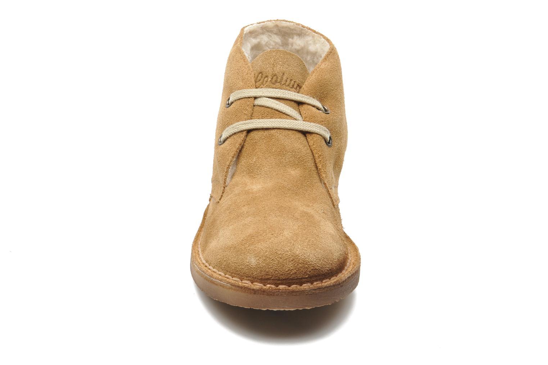 Boots en enkellaarsjes Coolway Palomita Bruin model