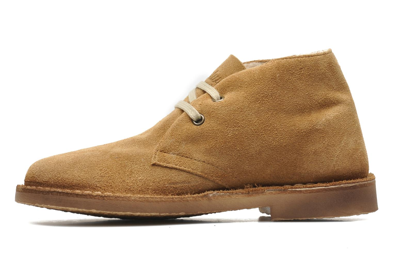 Ankle boots Coolway Palomita Brown front view