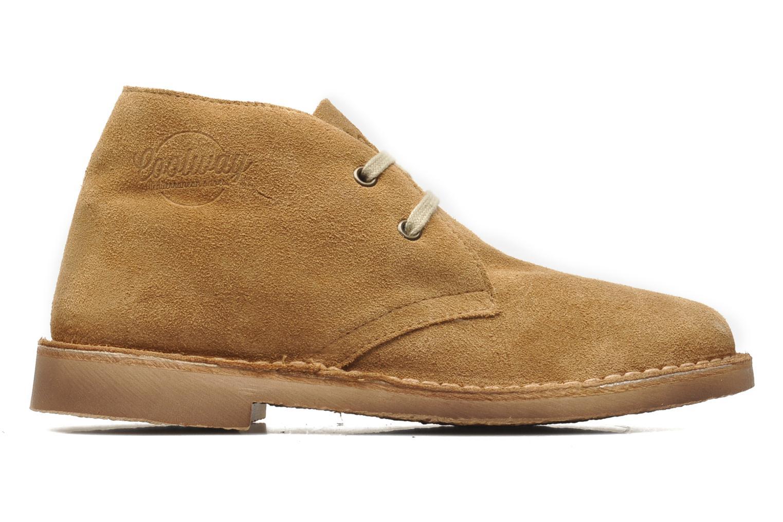 Boots en enkellaarsjes Coolway Palomita Bruin achterkant