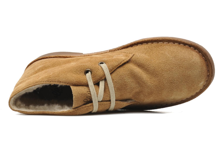 Boots en enkellaarsjes Coolway Palomita Bruin links