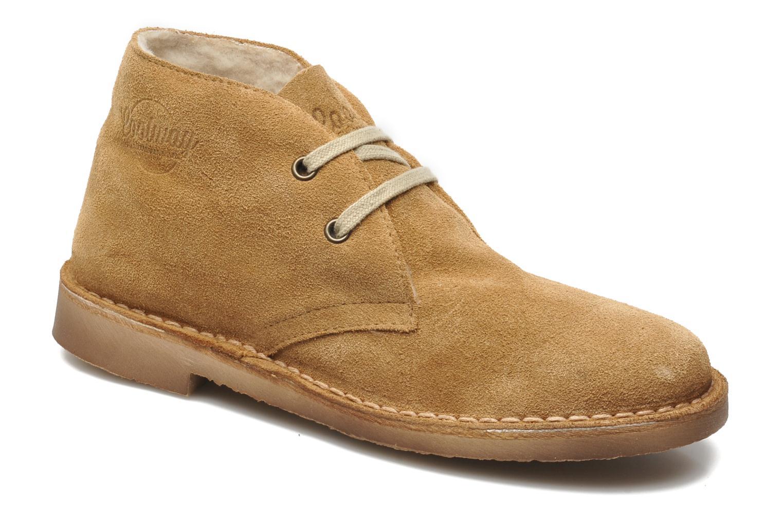 Boots en enkellaarsjes Coolway Palomita Bruin detail