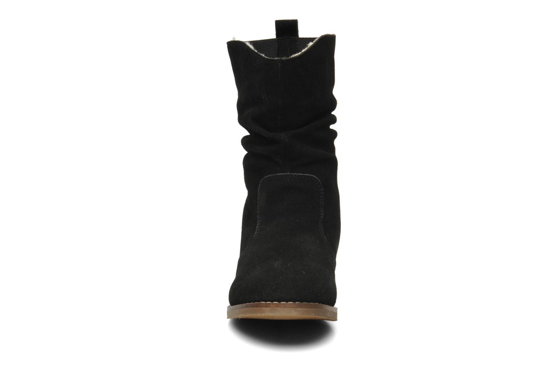 Bottines et boots Coolway Nectar Noir vue portées chaussures