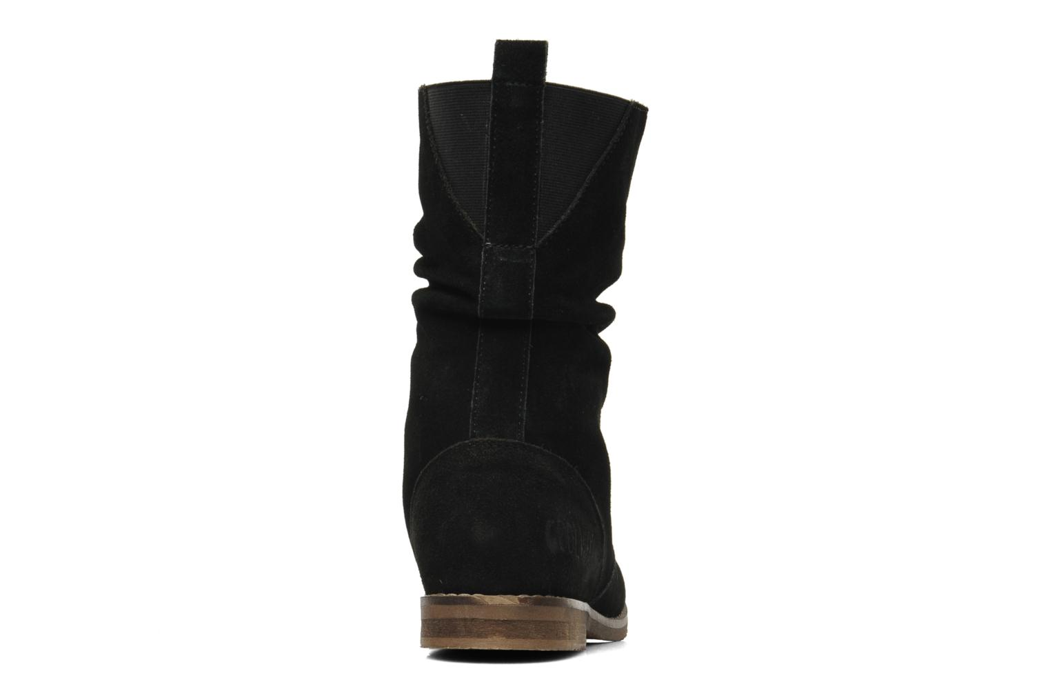 Ankle boots Coolway Nectar Black view from the right