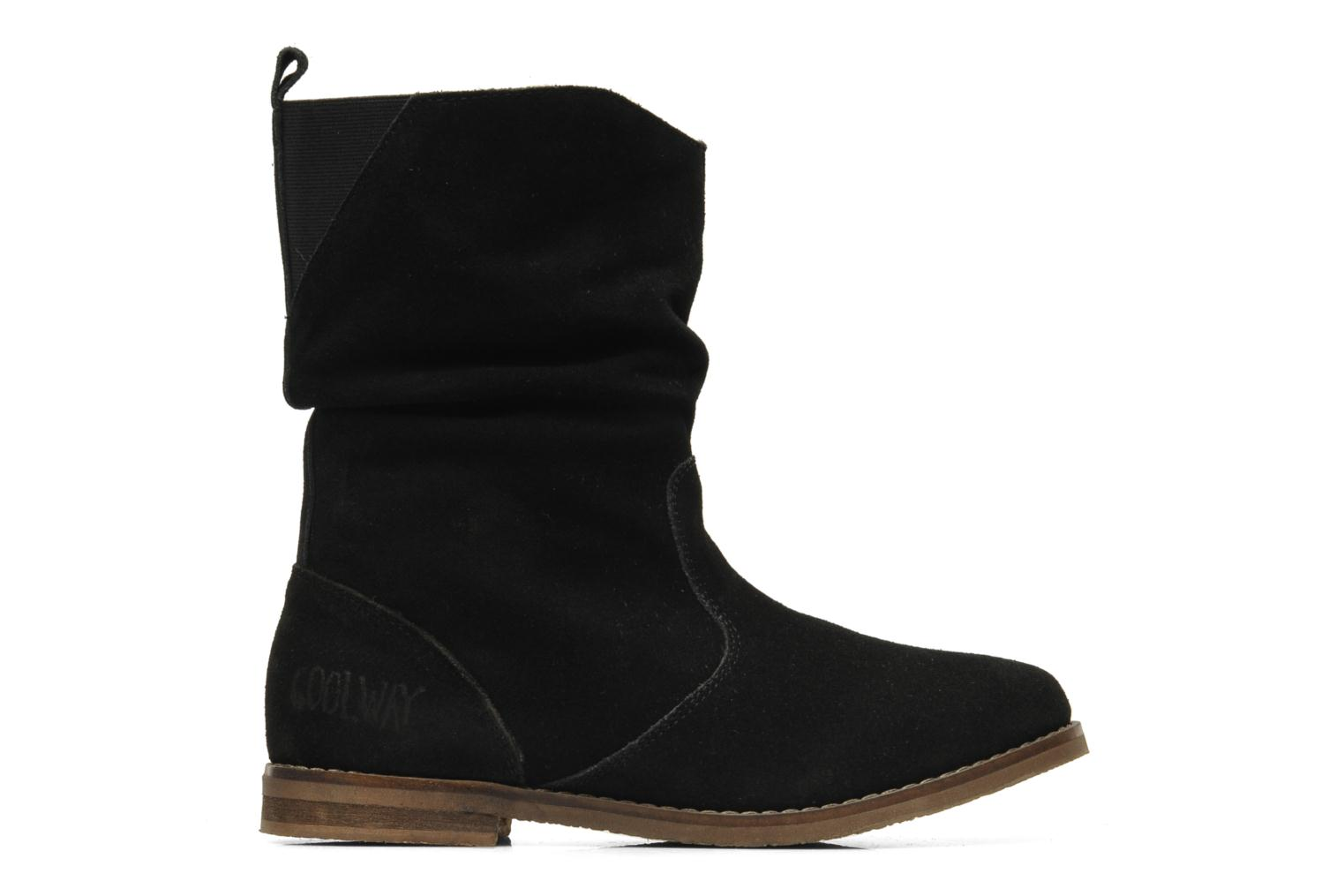 Ankle boots Coolway Nectar Black back view