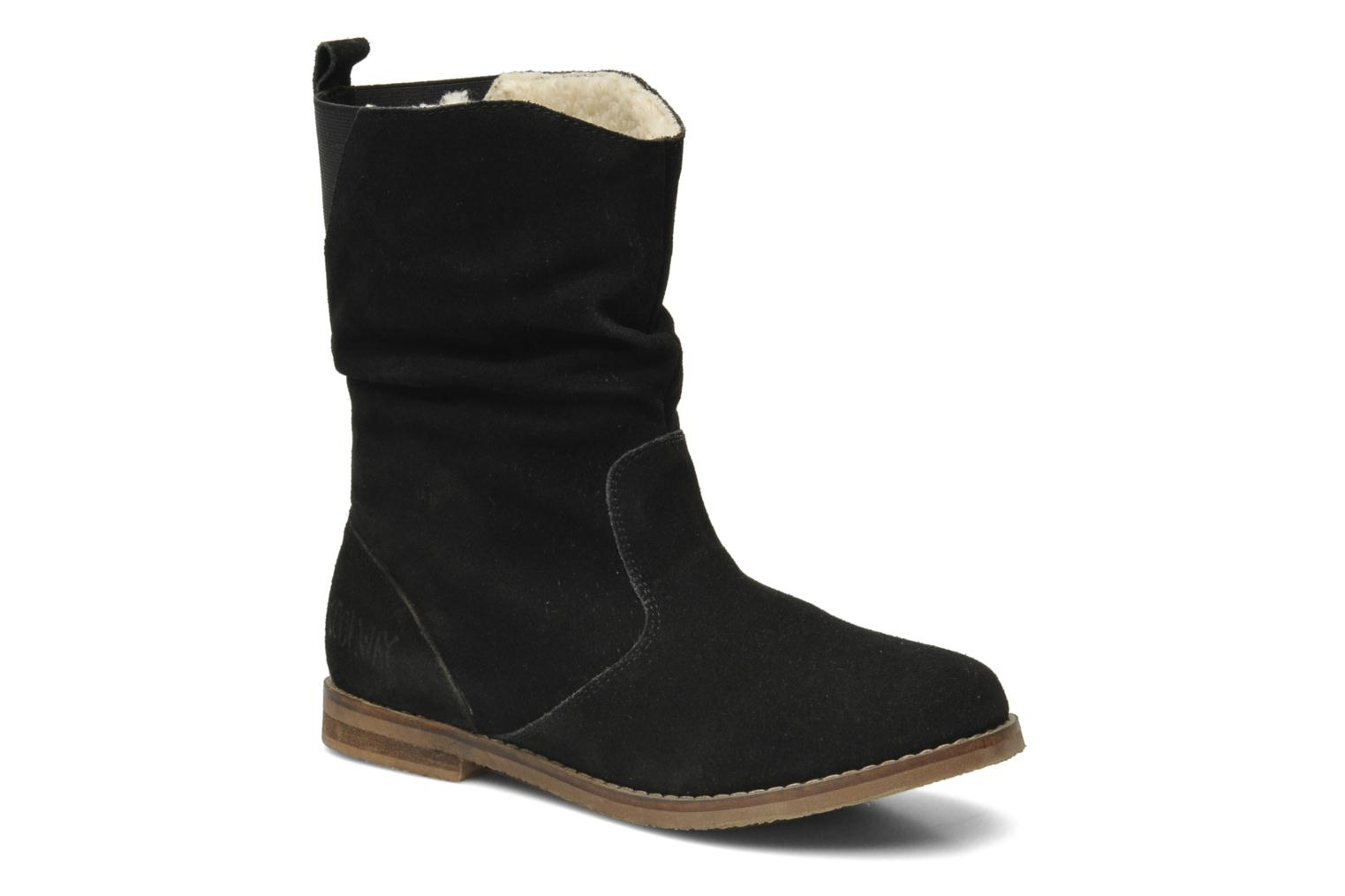 Ankle boots Coolway Nectar Black detailed view/ Pair view