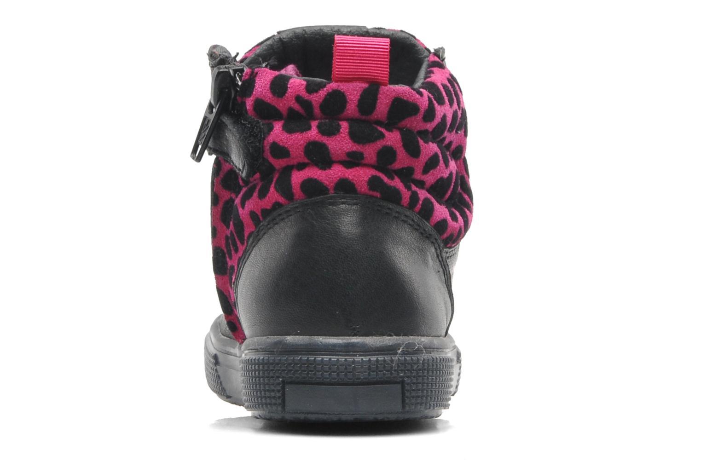 Sneaker Acebo's Modinette schwarz ansicht von rechts