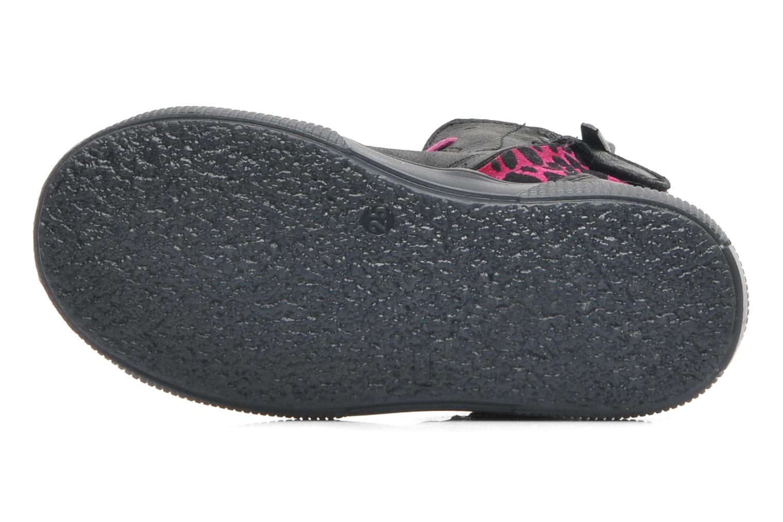 Sneaker Acebo's Modinette schwarz ansicht von oben