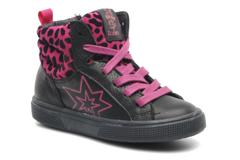 Sneakers Acebo's Modinette Nero vedi dettaglio/paio