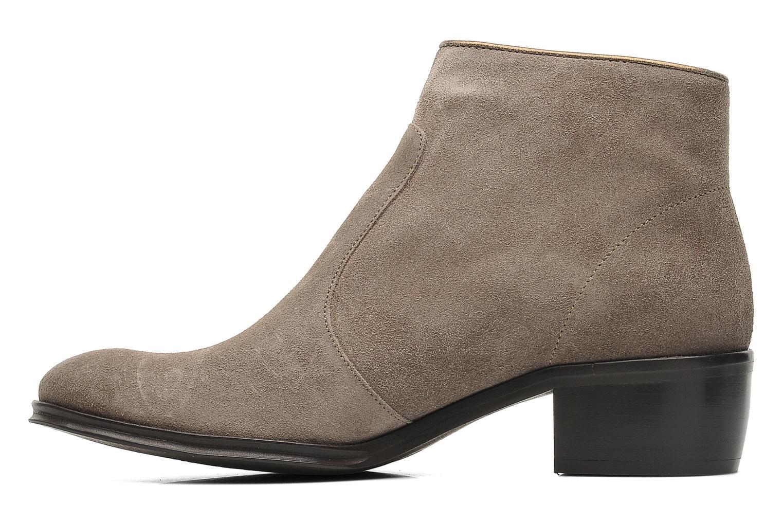 Boots en enkellaarsjes Muratti Staf Grijs voorkant