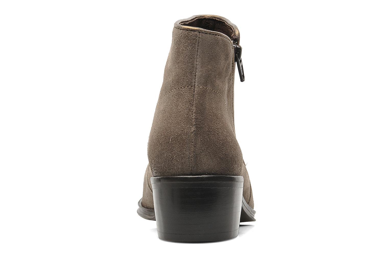 Boots en enkellaarsjes Muratti Staf Grijs rechts