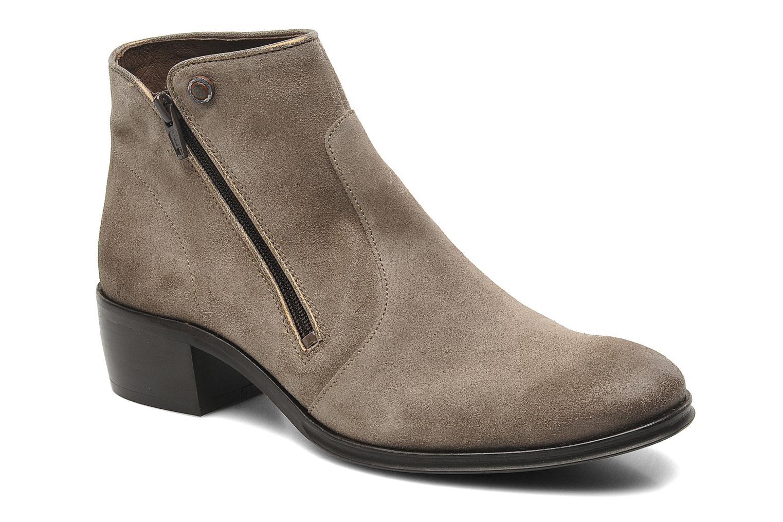 Boots en enkellaarsjes Muratti Staf Grijs detail