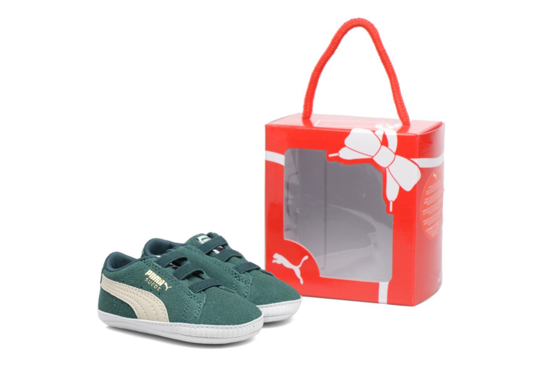 Sneaker Puma Suede Crib grün detaillierte ansicht/modell