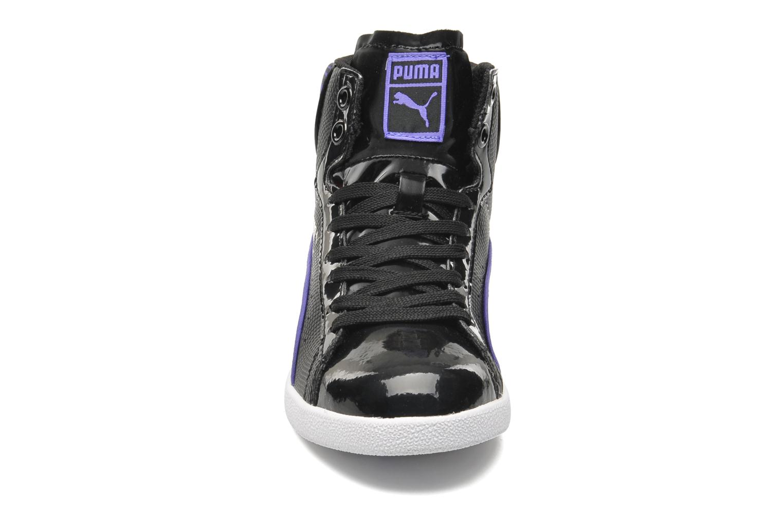 Baskets Puma First round ANIMAL Jr Noir vue portées chaussures