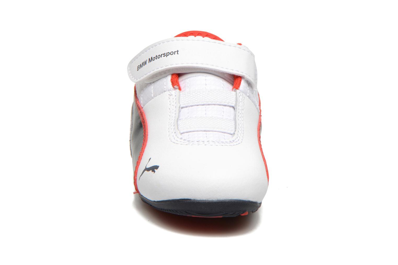 Sneaker Puma KDS DRIFT CAT6 L BMW V. weiß schuhe getragen