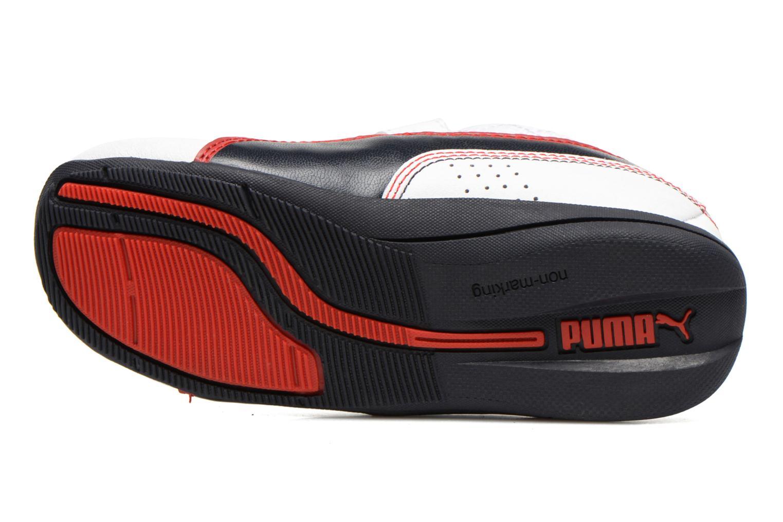 Sneaker Puma KDS DRIFT CAT6 L BMW V. weiß ansicht von oben