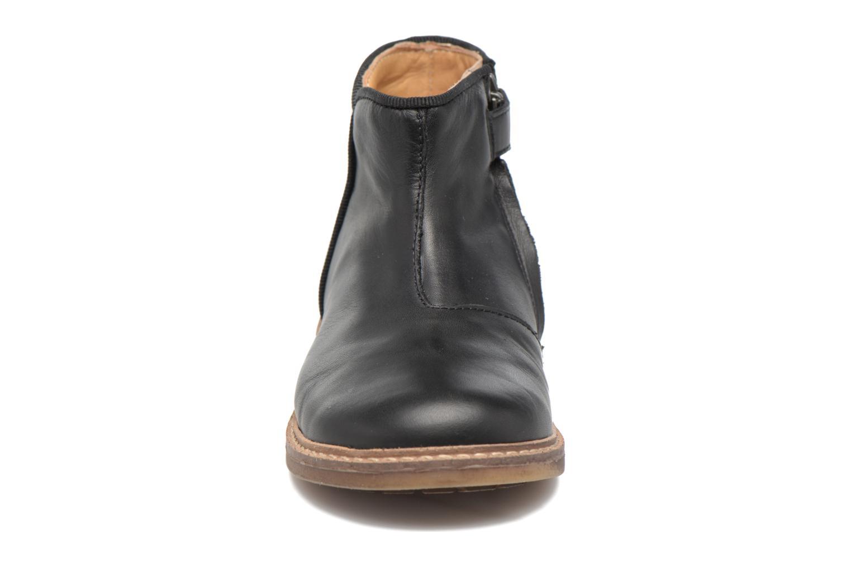 Stiefeletten & Boots Pom d Api RETRO BACK schwarz schuhe getragen
