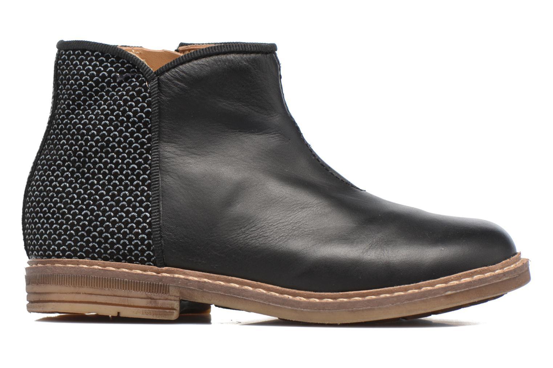 Bottines et boots Pom d Api RETRO BACK Noir vue derrière