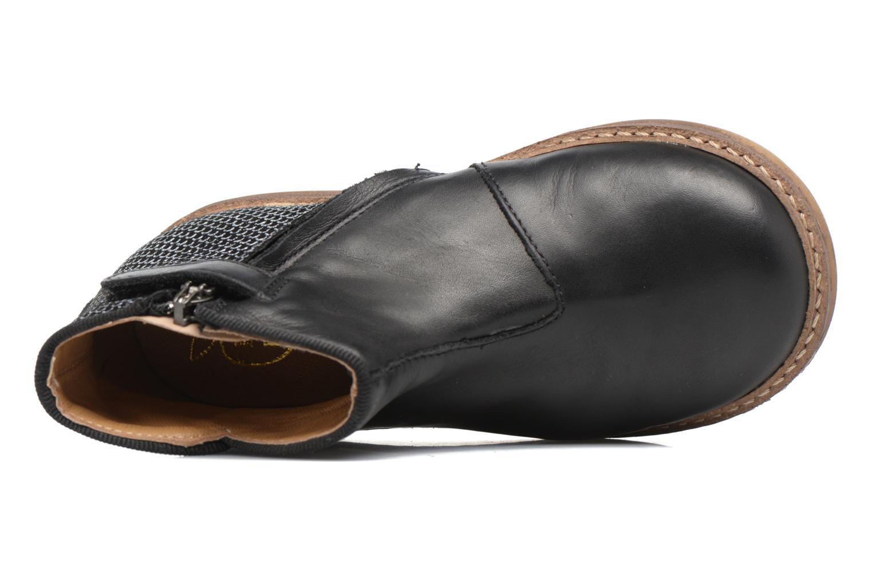 Stiefeletten & Boots Pom d Api RETRO BACK schwarz ansicht von links