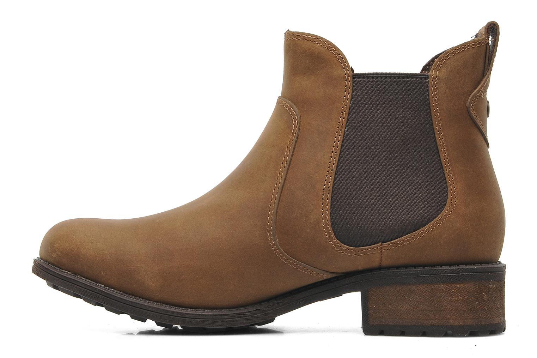 Bottines et boots UGG Bonham Marron vue face