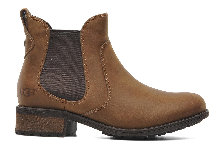 Bottines et boots UGG Bonham Marron vue derrière