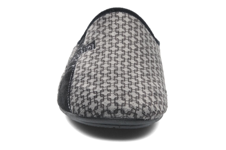 Pantofole Rondinaud Aulne Grigio modello indossato