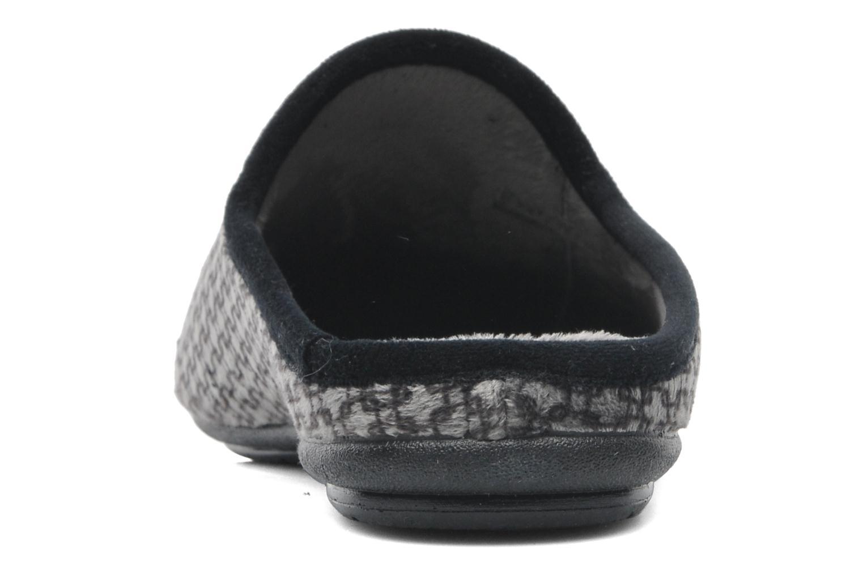 Pantofole Rondinaud Aulne Grigio immagine destra