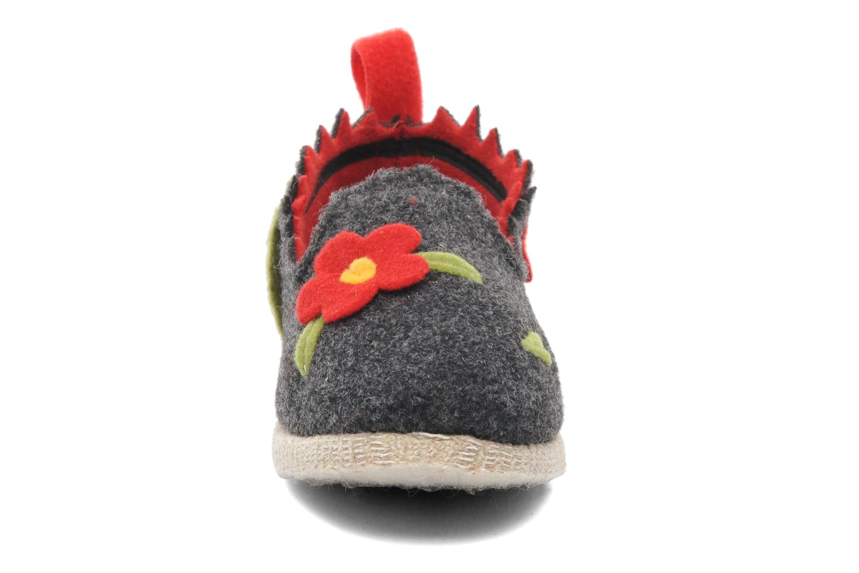 Pantoffels Rondinaud Labescau Zwart model