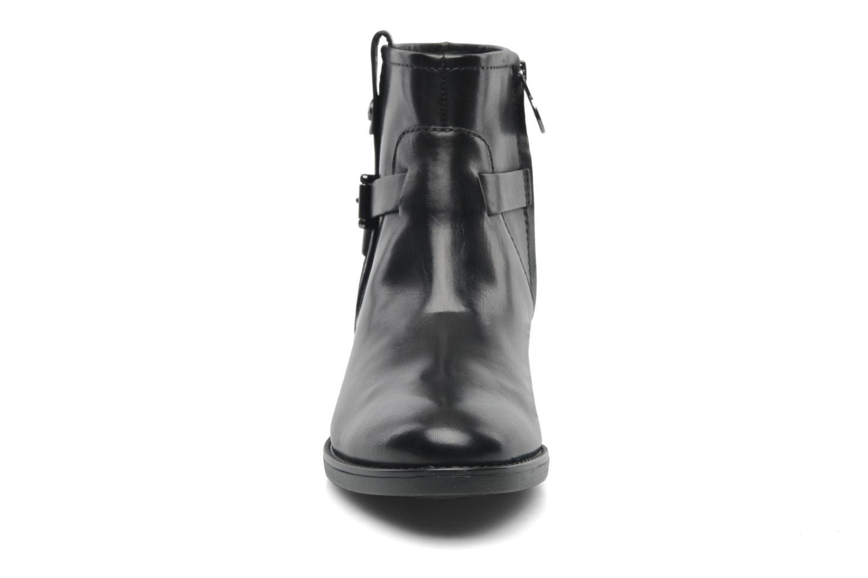 Boots en enkellaarsjes Geox D FELICITY E D44G1E Zwart model