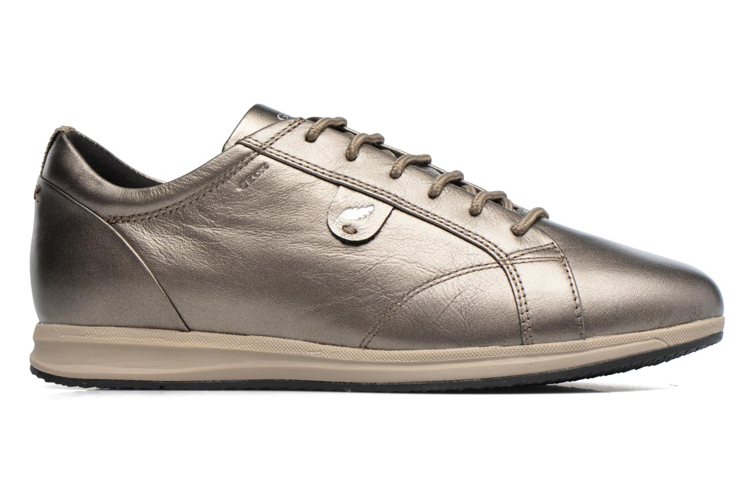 Sneakers Geox D AVERY B D44H5B Marrone immagine posteriore