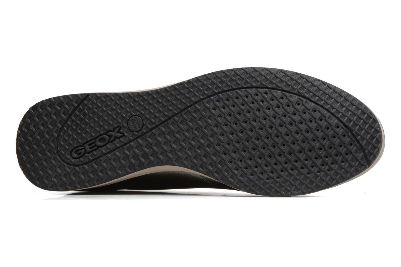 Sneakers Geox D AVERY B D44H5B Marrone immagine dall'alto
