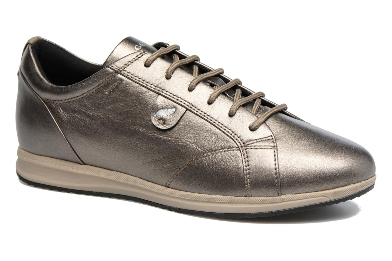 Sneakers Geox D AVERY B D44H5B Marrone vedi dettaglio/paio