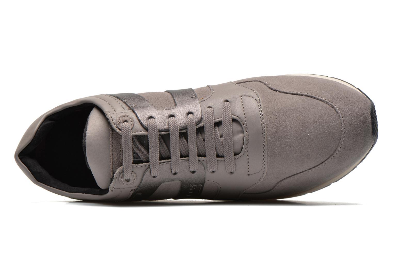 Sneaker Geox D SHAHIRA B D44N1B grau ansicht von links
