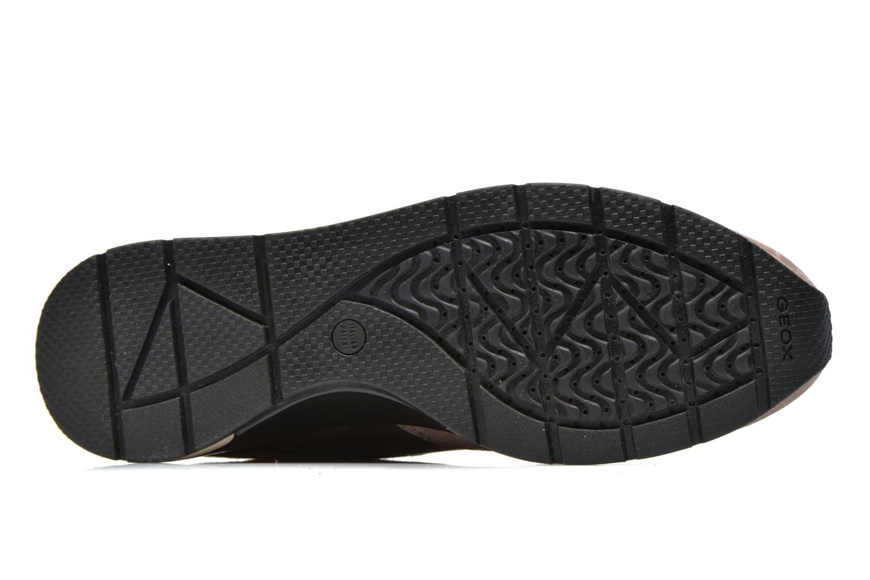Sneakers Geox D SHAHIRA A D44N1A Goud en brons boven