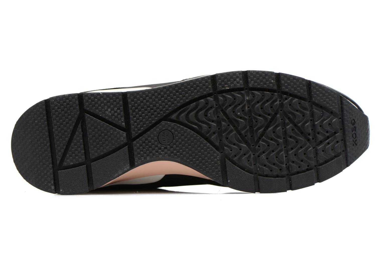 Sneakers Geox D SHAHIRA A D44N1A Zwart boven