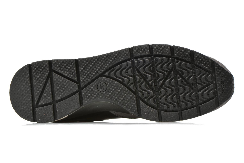 Sneaker Geox D SHAHIRA A D44N1A grau ansicht von oben