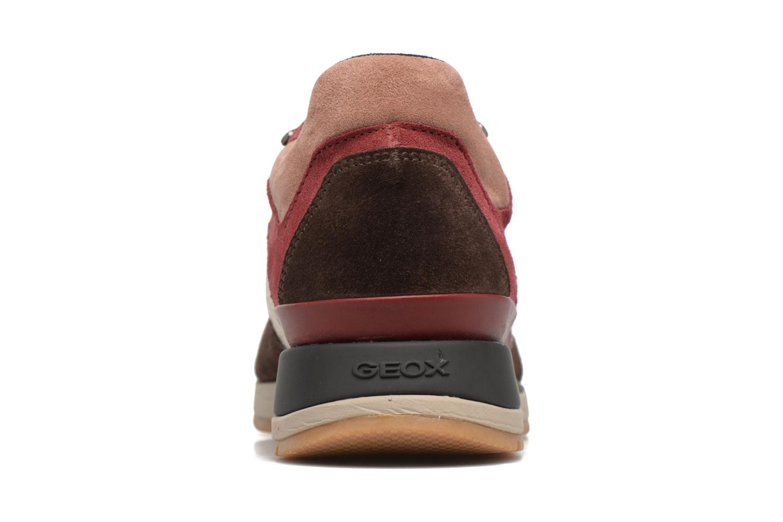 Sneakers Geox D SHAHIRA A D44N1A Multicolore immagine destra