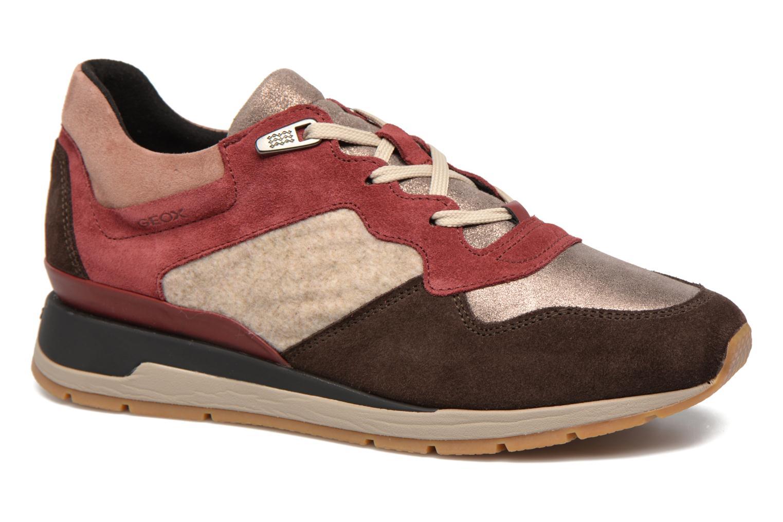 Sneakers Geox D SHAHIRA A D44N1A Multicolore vedi dettaglio/paio