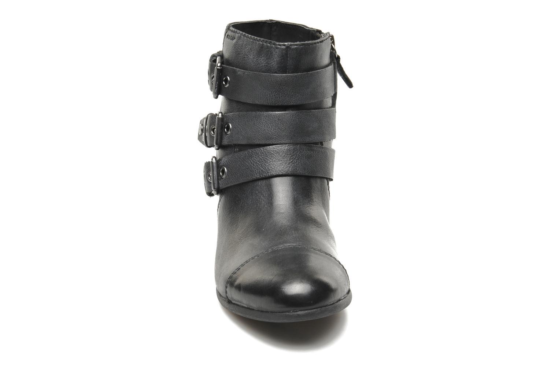 Stiefeletten & Boots Geox D LUCINDA A D4470A schwarz schuhe getragen