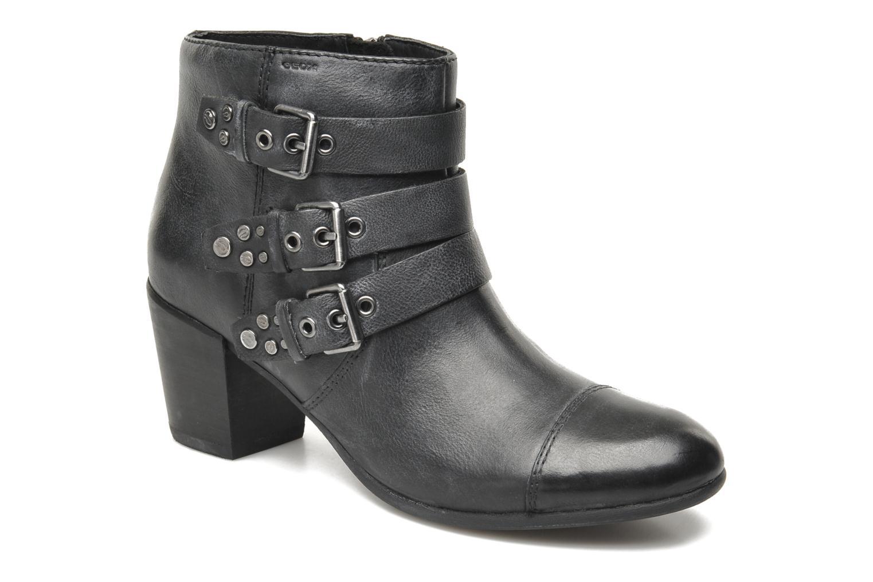 Stiefeletten & Boots Geox D LUCINDA A D4470A schwarz detaillierte ansicht/modell