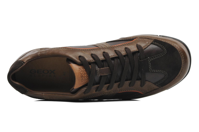Sneakers Geox U CART B U44S4B Bruin links