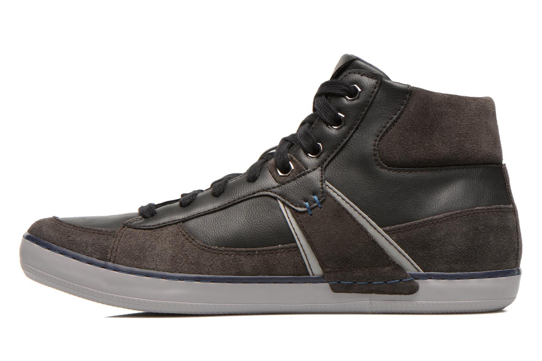Sneakers Geox U BOX B U44R3B Grijs voorkant
