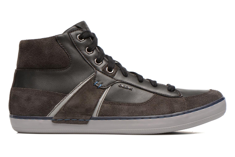 Sneakers Geox U BOX B U44R3B Grijs achterkant