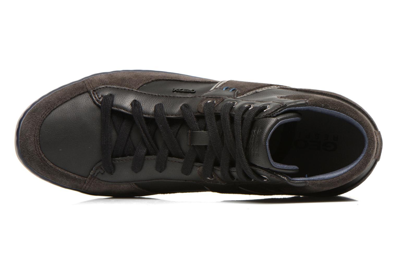 Sneakers Geox U BOX B U44R3B Grijs links