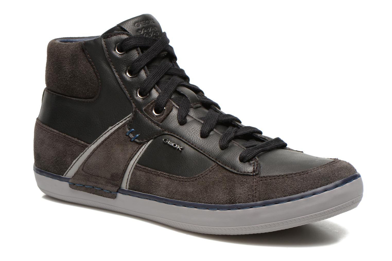 Sneakers Geox U BOX B U44R3B Grijs detail